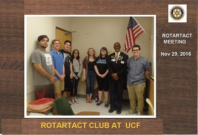 Rotaract Nov 2016