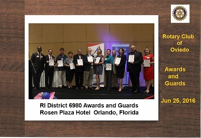 2015-16 District Awards