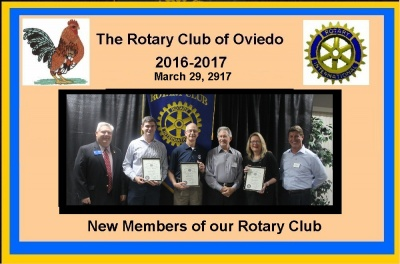 March 29th 2017 Meeting